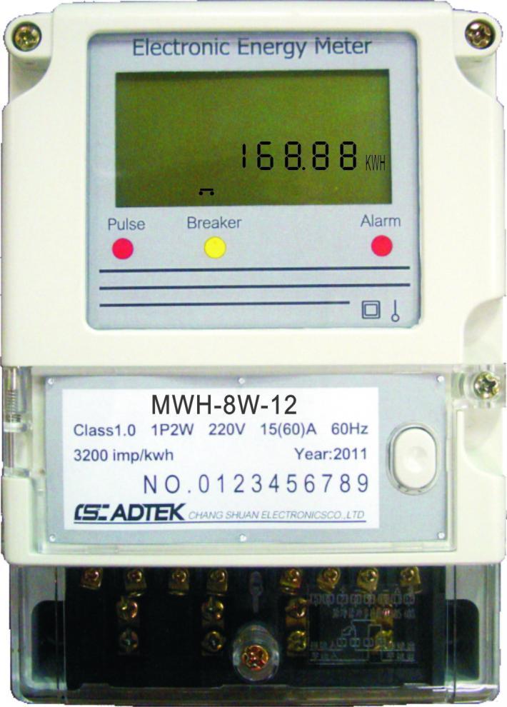 Đồng hồ đo năng lượng