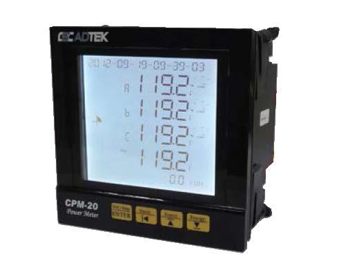 Đồng hồ đa năng CPM-20
