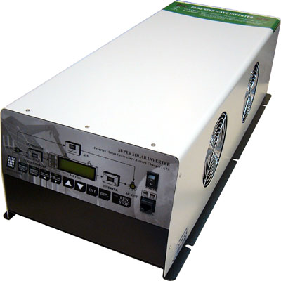 Super Solar Inverter PM-3000SSL