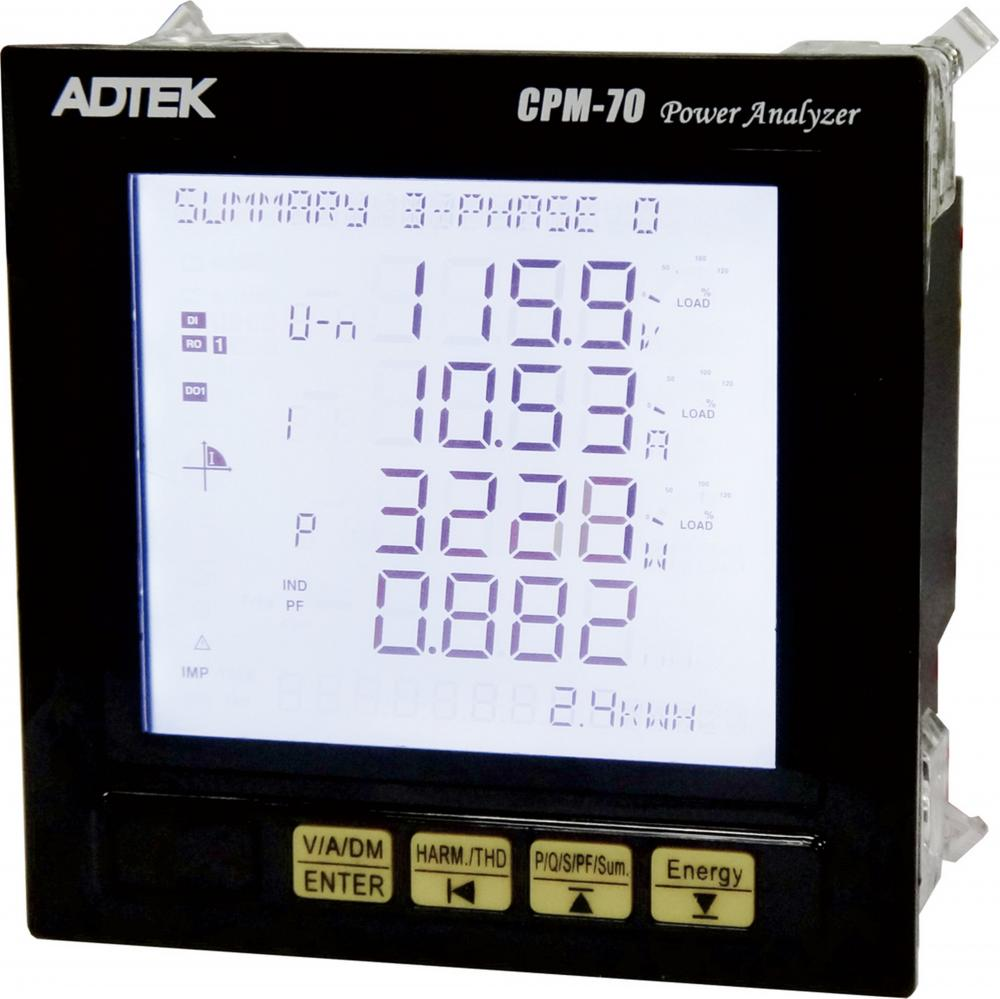 CPM-70 Multifunction Power Analyzer